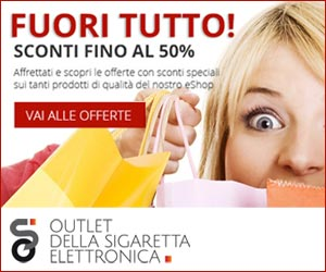Outlet Sigaretta Elettronica - Fuoritutto