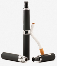 La sigaretta elettronica rispetto alla tradizionale