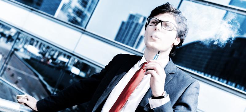 """Il futuro delle sigarette elettroniche? """"Salveranno vite, se usate consapevolmente""""."""
